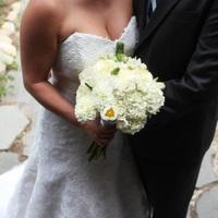 Flowers & Decor, Wedding Dresses, Fashion, white, dress, Flowers, Flower Wedding Dresses