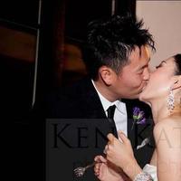 Beauty, Flowers & Decor, Wedding Dresses, Fashion, white, purple, black, dress, Flowers, Hair, Flower Wedding Dresses