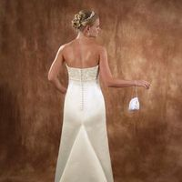 Wedding Dresses, Fashion, gold, dress