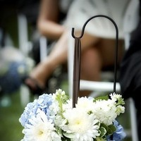 Ceremony, Flowers & Decor, black, Hooks, Shepherds