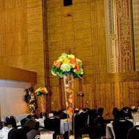 Reception, Flowers & Decor, yellow, orange, green, Flowers