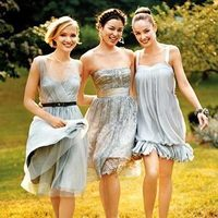 Bridesmaids, Bridesmaids Dresses, Lace Wedding Dresses, Fashion, green, Lace