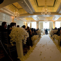 Ceremony, Flowers & Decor, white