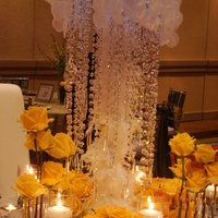 Reception, Flowers & Decor, yellow, Centerpieces, Centerpiece