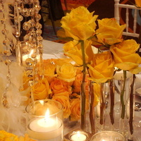Reception, Flowers & Decor, yellow, Centerpieces, Centerpiece, Inspiration board