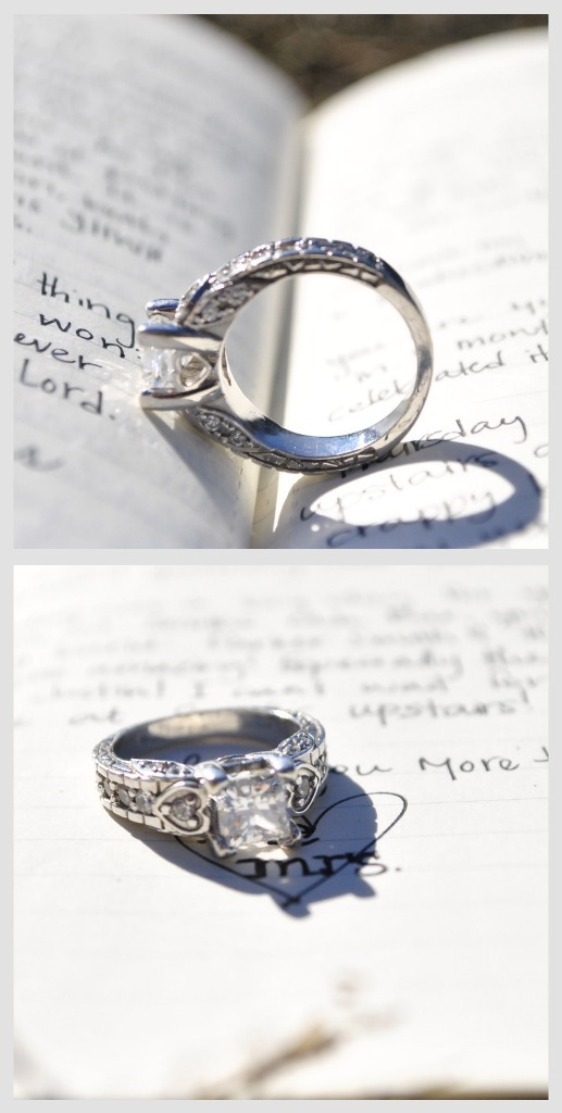 Jewelry, Engagement Rings, Ring, Letters, Journal, E-photos