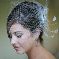 Beauty, Veils, Fashion, Veil, Hair