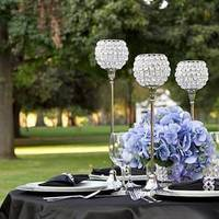Reception, Flowers & Decor, silver, Inspiration board