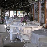 Reception, Flowers & Decor, white, Club, Hunt, Farms