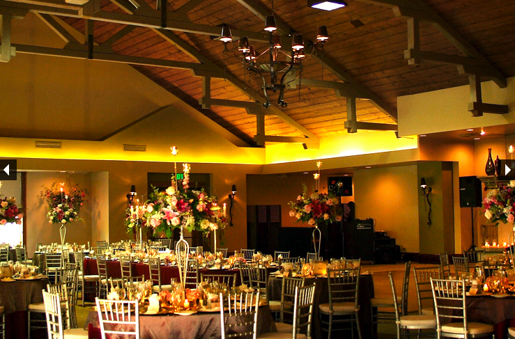Reception, Flowers & Decor, Winery