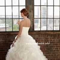 Wedding Dresses, Fashion, white, black, dress, Wedding, Mori, Lee, 4816