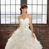 Wedding Dresses, Fashion, white, black, dress, Wedding, Mori, Lee, 4816