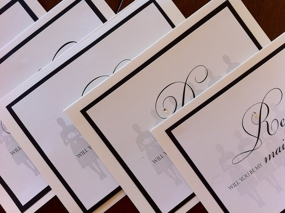 Bridesmaids, Bridesmaids Dresses, Fashion, Cards, My, You, Be, Will