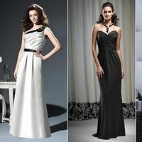 Bridesmaids, Bridesmaids Dresses, Fashion, white