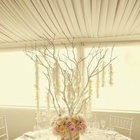 Reception, Flowers & Decor, white, Centerpieces, Centerpiece, Trees