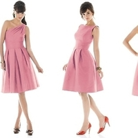 Bridesmaids, Bridesmaids Dresses, Wedding Dresses, Fashion, pink, dress, Bridesmaid, Dresses