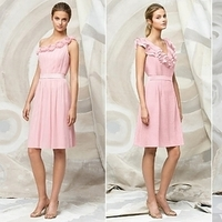 Bridesmaids, Bridesmaids Dresses, Wedding Dresses, Fashion, pink, dress, Bridesmaid, Lineup