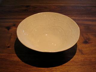 Bowl, Large, Pasta, Ware, Baroque, Wonki