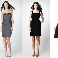 Bridesmaids, Bridesmaids Dresses, Wedding Dresses, Fashion, black, dress, Inspiration board
