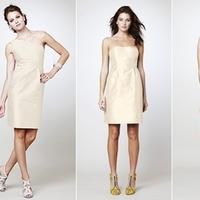 Bridesmaids, Bridesmaids Dresses, Fashion, white, gold, Way, Neutrals, Weddington