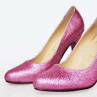 Shoes, Fashion, pink