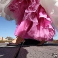 pink, Crinoline