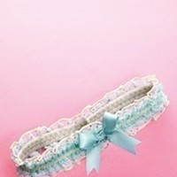 Jewelry, blue, Vintage, Garter, Tiffany, Something