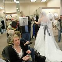 Wedding Dresses, Fashion, brown, dress