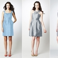 Bridesmaids, Bridesmaids Dresses, Wedding Dresses, Bridesmaid Dresses, Fashion, blue, silver, dress