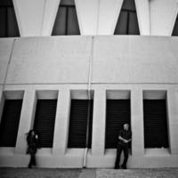 white, black, Engagement, Shoot, Architecture