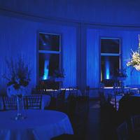 Reception, Flowers & Decor, white, green, black, Flowers