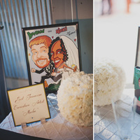Reception, Flowers & Decor, Favors & Gifts, white, green, black, Favors