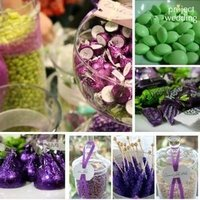 purple, green, Inspiration board