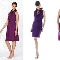 Bridesmaids, Bridesmaids Dresses, Wedding Dresses, Fashion, purple, dress, Inspiration board