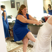 Beauty, Bridesmaids, Bridesmaids Dresses, Wedding Dresses, Photography, Fashion, blue, dress, Makeup, Getting, Ready, Hollis, Cari
