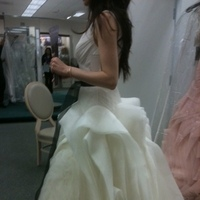 Wedding Dresses, Fashion, dress, David's Bridal, White by vera wang