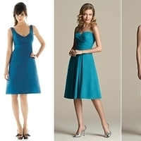 Wedding Dresses, Fashion, blue, dress, Bridalparty