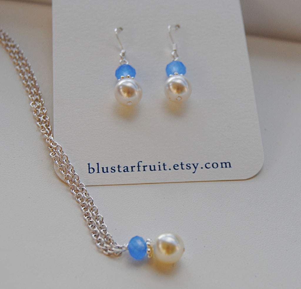 Jewelry, Bridesmaids, Bridesmaids Dresses, Fashion, blue, Blustarfruit