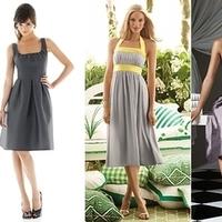 Bridesmaids, Bridesmaids Dresses, Fashion, silver