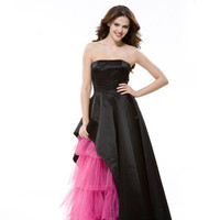 Bridesmaids, Bridesmaids Dresses, Wedding Dresses, Fashion, pink, black, dress