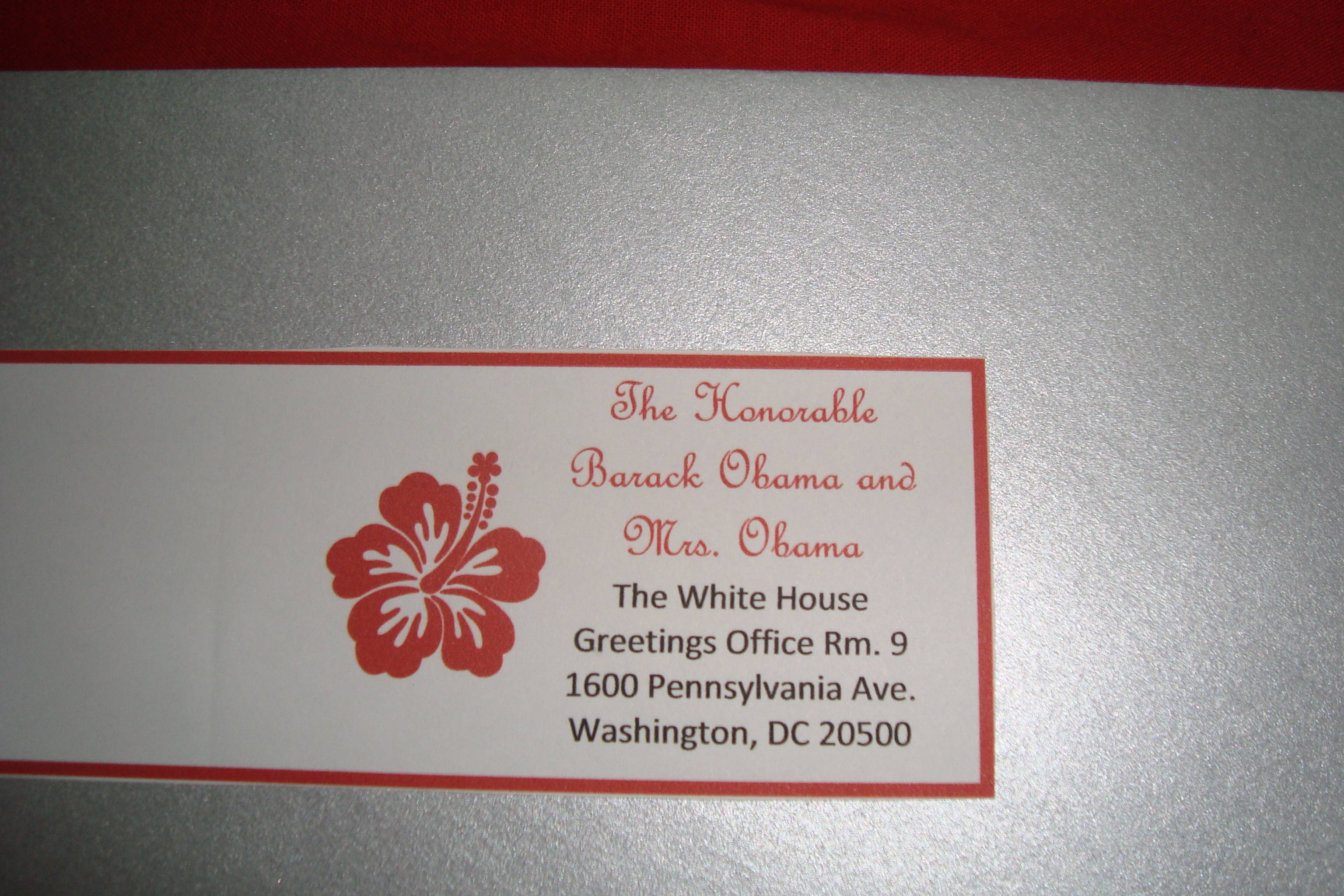 Stationery, white, red, silver, Invitations