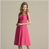 Bridesmaids, Bridesmaids Dresses, Fashion, pink, Honeysuckle