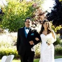Ceremony, Flowers & Decor, Wedding Dresses, Fashion, white, dress, Ceremony Flowers, Flowers, Flower Wedding Dresses