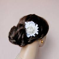 Beauty, Jewelry, white, Hair, Bridal, Lace, Accessory, Fascinator