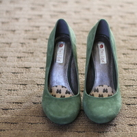 Shoes, Fashion, green, Camille nolan photography