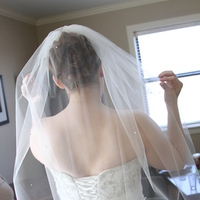 Beauty, Wedding Dresses, Veils, Fashion, dress, Veil, Hair, Camille nolan photography