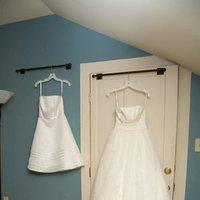 Wedding Dresses, Shoes, Fashion, white, blue, dress, Wedding dress, Reception dress