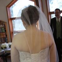Beauty, Wedding Dresses, Veils, Fashion, dress, Veil, Hair, Camille nolan photography