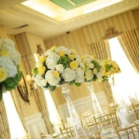 Reception, Flowers & Decor, yellow, Flowers