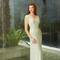Wedding Dresses, Fashion, green, dress, Mob